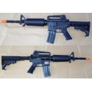 G&P Airsoft M4A1 (6 Position) (Colt) - M4 Carbine - Battery & Charge included - G&P DIY017C