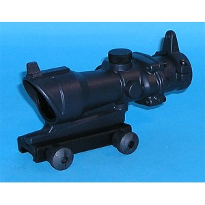 G&P Airsoft ACOG Type 4x32 Scope - GP035 for Airsoft Gun