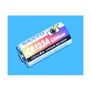 G&P Airsoft Sanyo CR123A Battery - GP044 for Airsoft Gun