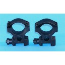 G&P Airsoft Knight's Type 25mm Mount - GP056 for Airsoft Gun