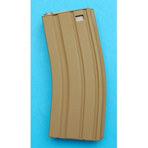 G&P Airsoft M16 Magazine (Sand) (130 Rounds) - GP094S for Airsoft Gun