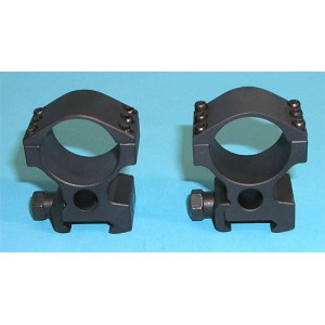 G&P Airsoft Knight's Type 30mm Wide Mount - GP097 for Airsoft Gun