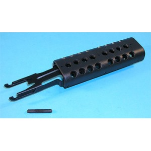 G&P Airsoft M249 Heat Cover - GP099A for Airsoft Gun