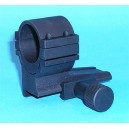 G&P Airsoft Military Type L-Shaped Mount Type 2 - GP115B for Airsoft Gun