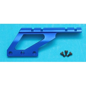 G&P Airsoft Scope Mount Base (Long)(Blue) - GP130C for Airsoft Gun