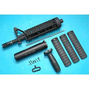 G&P Airsoft M4 RAS Commando Kit - GP147