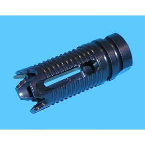 G&P Airsoft ZM Flashider (14mm Anti-Clockwise) - GP166 for Airsoft Gun