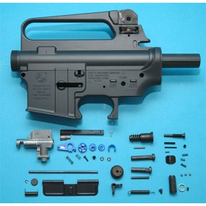 G&P Airsoft M16A2 Metal Body - GP176 for Airsoft Gun