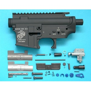 G&P Airsoft M4 Marine Metal Body (B Type) - GP177B for Airsoft Gun