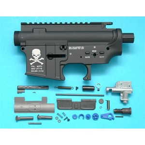 G&P Airsoft M4 Special Edition Metal Body For Seal Team (B Type) - GP183B for Airsoft Gun