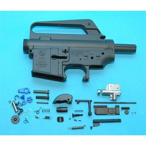 G&P Airsoft SMG 9mm Metal Body - GP187 for Airsoft Gun