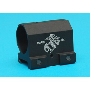 G&P Airsoft Flashlight Mount (Marine) - GP205A for Airsoft Gun