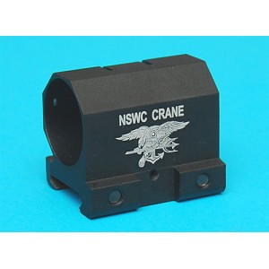 G&P Airsoft Flashlight Mount (NSWC) - GP205B for Airsoft Gun