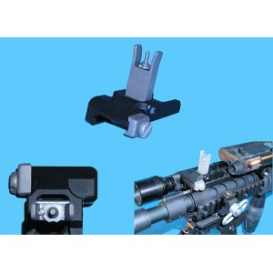G&P Airsoft Flash QD Flip Up Sight - GP228 for Airsoft Gun