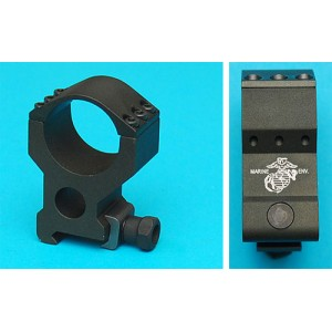 G&P Airsoft 30mm Red Dot Sight Straight Mount (Marine) - GP248A for Airsoft Gun
