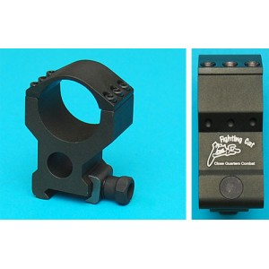 G&P Airsoft 30mm Red Dot Sight Straight Mount (Fighting Cat) - GP248D for Airsoft Gun