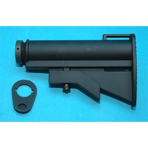 G&P Airsoft XM177 Stock - GP258 for Airsoft Gun