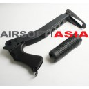 G&P Airsoft Shotgun M870 Steel Folding Stock Set - GP385 for Airsoft Gun