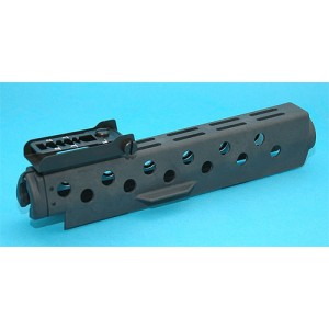 G&P Airsoft M203 Upper Handguard (Long Version)(Black) - GP425 for Airsoft Gun