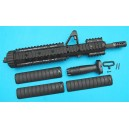 G&P Airsoft MRE Front Set (Steel Barrel) - GP814