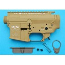 G&P Airsoft WA Vltor Type Metal Body (MUR) (Sand) - WP110S for Airsoft Gun