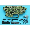 G&P Magpul Type Metal Body (Jungle Pixel) (Limited Edition) GP-MEB013PX for Airsoft